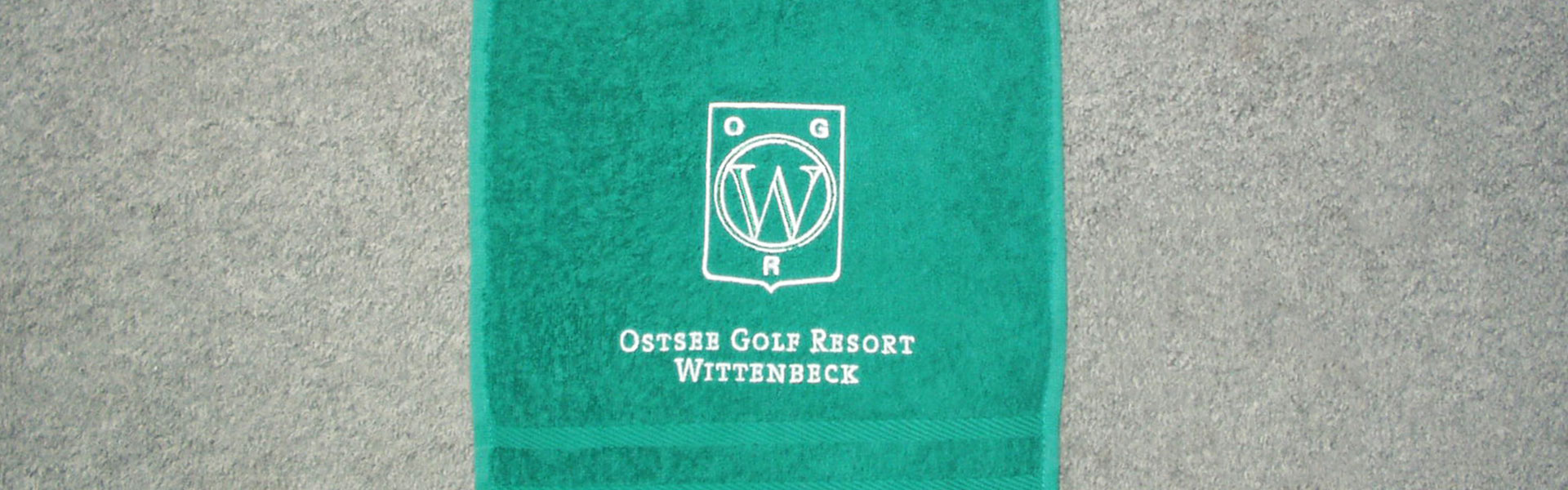 Golfhandtücher Topline GmbH Dittenheim