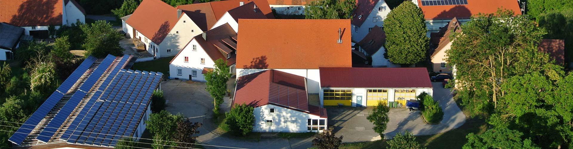 Gebäude Topline GmbH Dittenheim