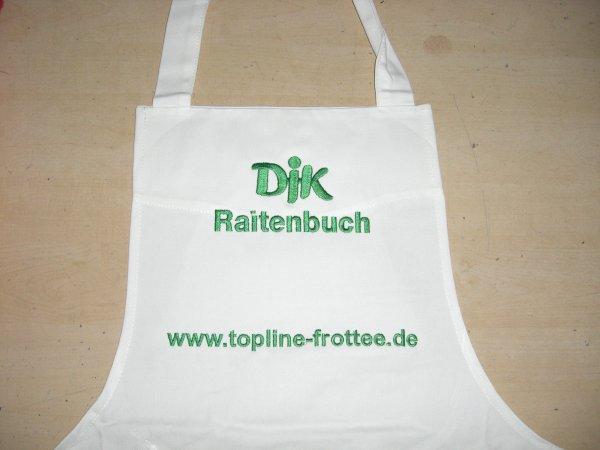 Individuelle Schürze Topline GmbH Dittenheim